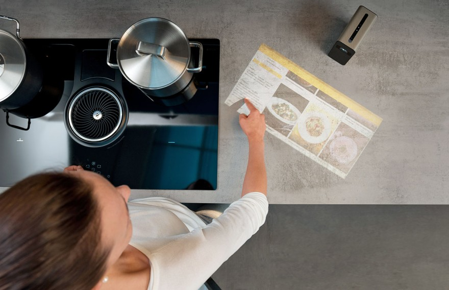 Smart kitchen, cooking, assistance