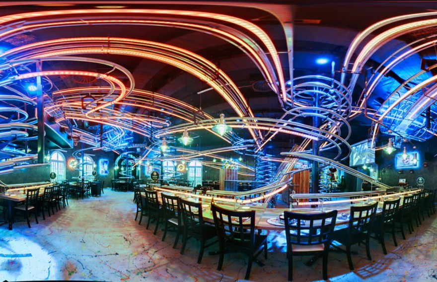 FutureKitchen-Trend FutureTechnology - Rollercoasterrestaurant Vienna