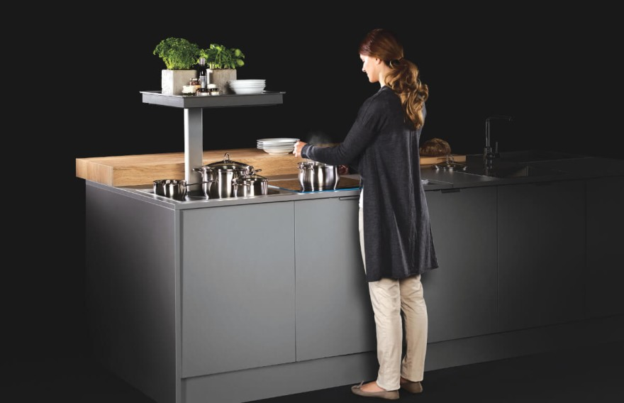 LivingKitchen 2021 | Small kitchen – big impact