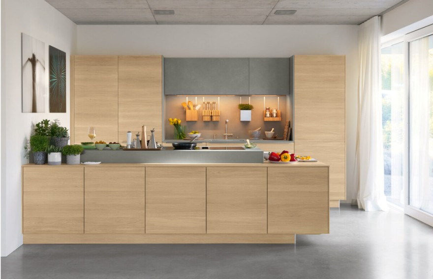 LivingKitchen 2021 | Filigrano by TEAM 7