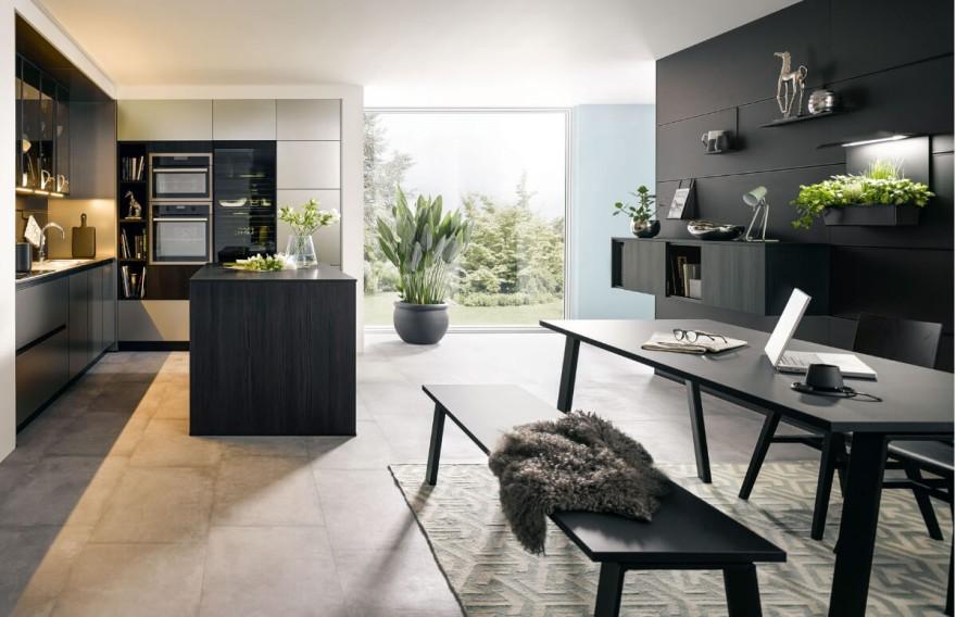 LivingKitchen: Wohnküchen - die neuen Lifestyleküchen
