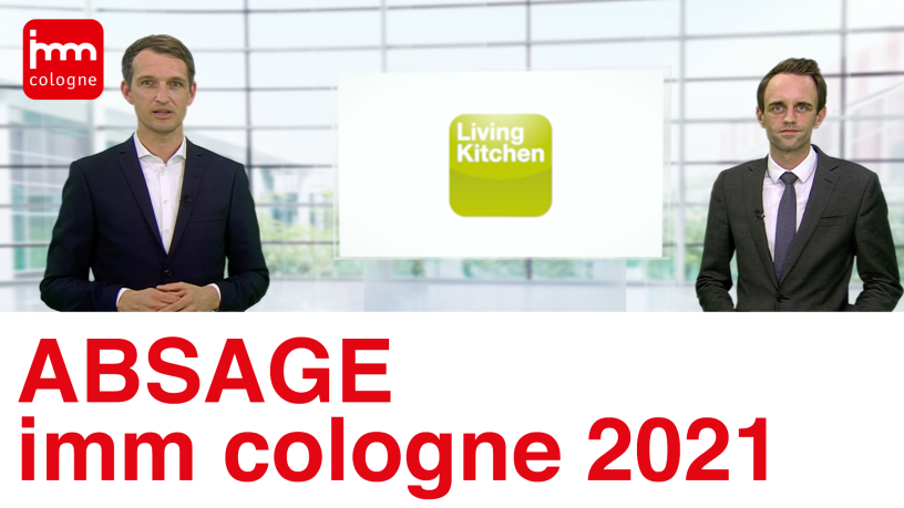 imm cologne Absage