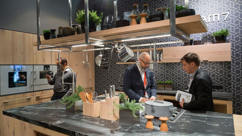 Exhibitor search LivingKitchen