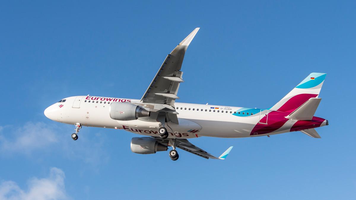 Mit Eurowings günstig aus der ganzen Welt nach Köln fliegen.