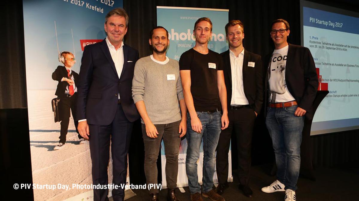 photokina und PIV bringen Start-ups an den Start