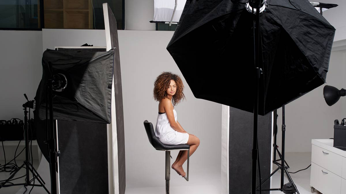 Perfect light in the photo studio for your portraits | photokina
