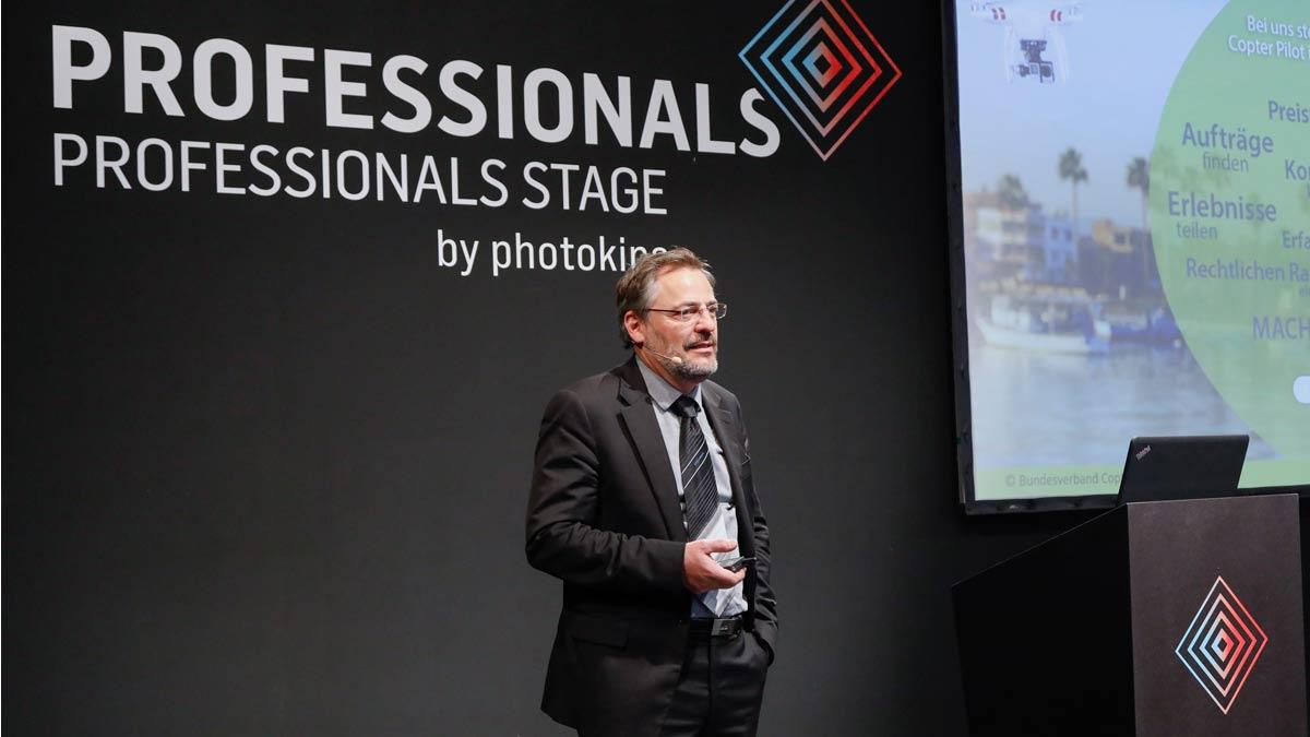 photokina Professionals Stage
