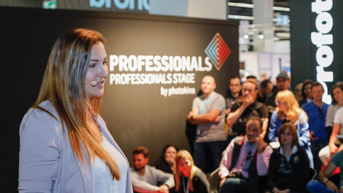 photokina Professionals Stage 12
