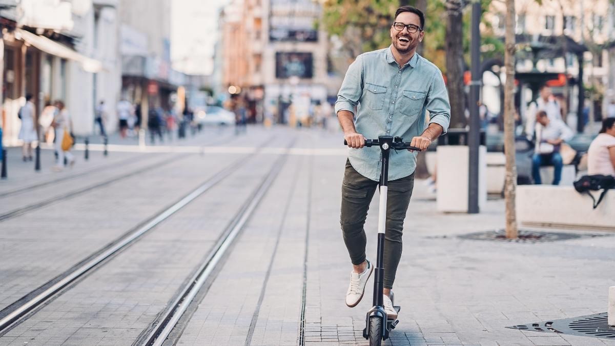 neue Mobilität erfahren