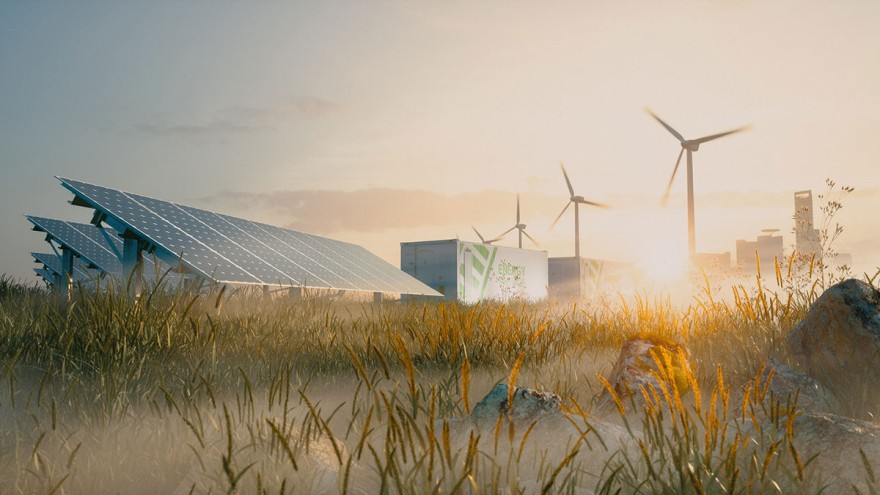 Intelligent infrastructure, that can combine and efficiently distribute both the production and consumption of energy