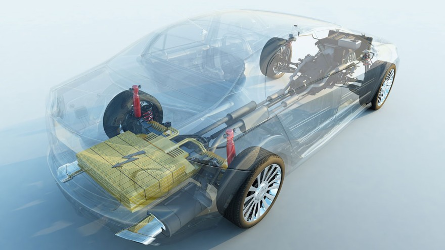 Relevance of projected cruising range of electric cars