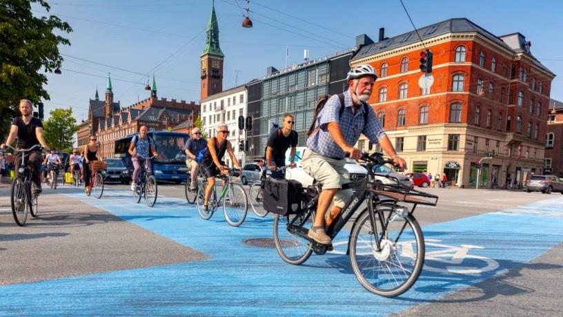 Bicycle city Copenhagen