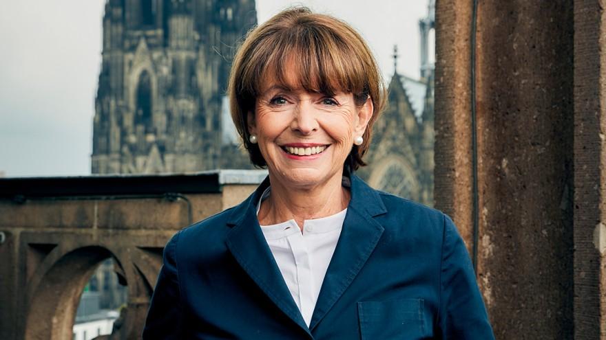 Mayor of the City of Cologne, Henriette Reker