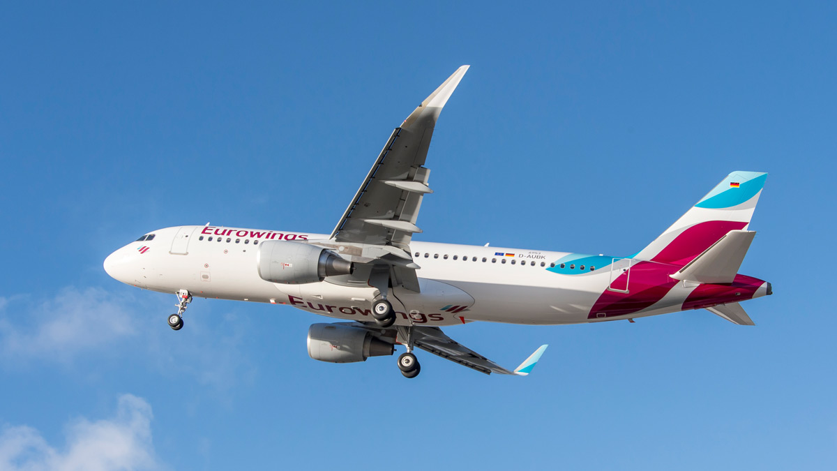 Visit Eurowings to book low-priced direct flights to Cologne..