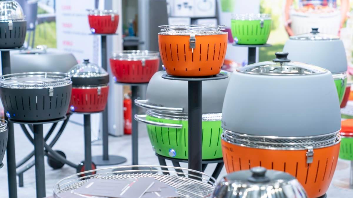 Auf der spoga+gafa findet sich das weltweit größte Angebot für Grill & BBQ.