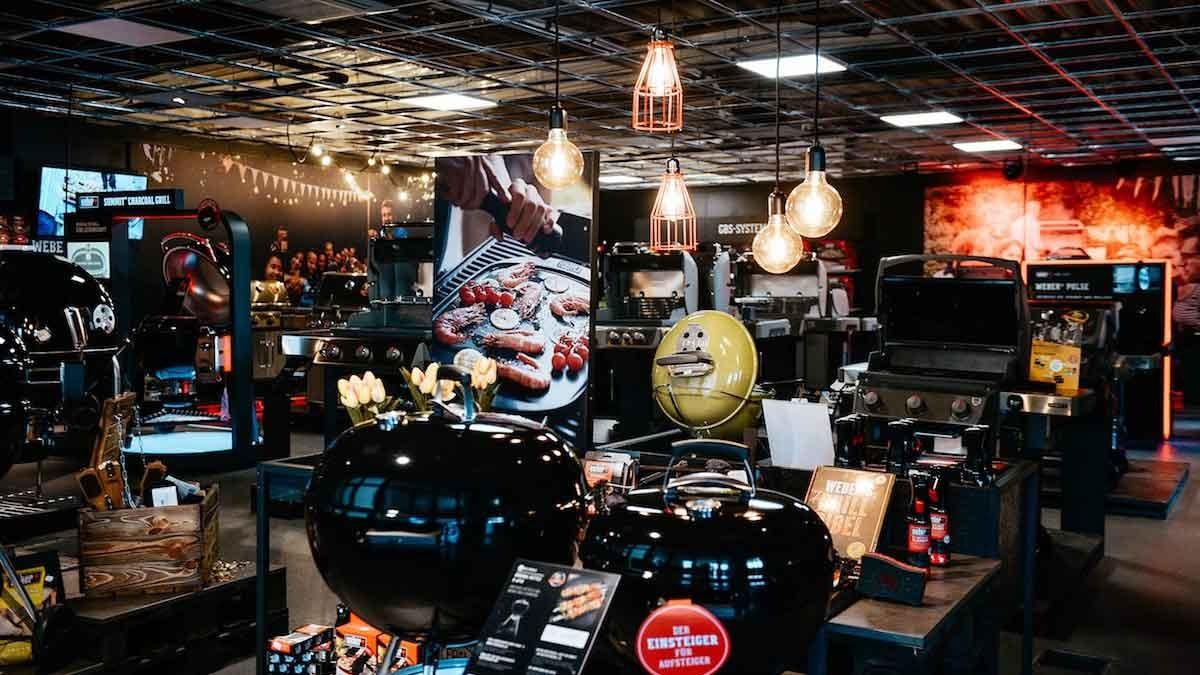 Weber Store Castrop-Rauxel, © Weber