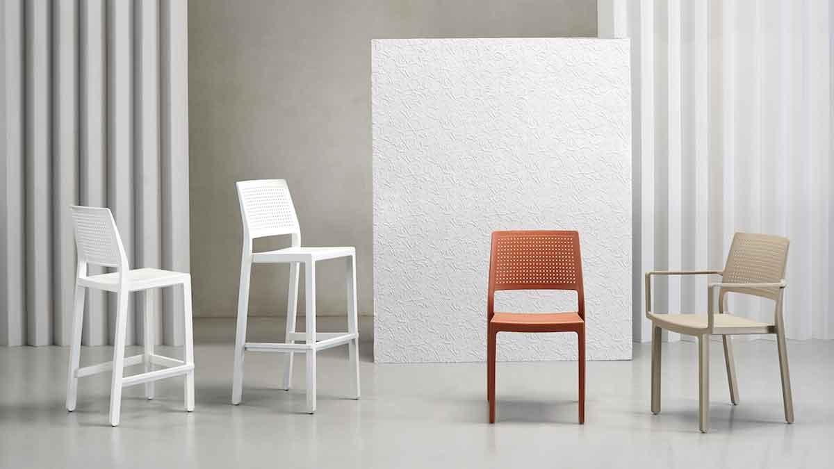"""Neue Modelle für das Objektgeschäft: """"Emi"""" von SCAB Design © SCAB Design"""