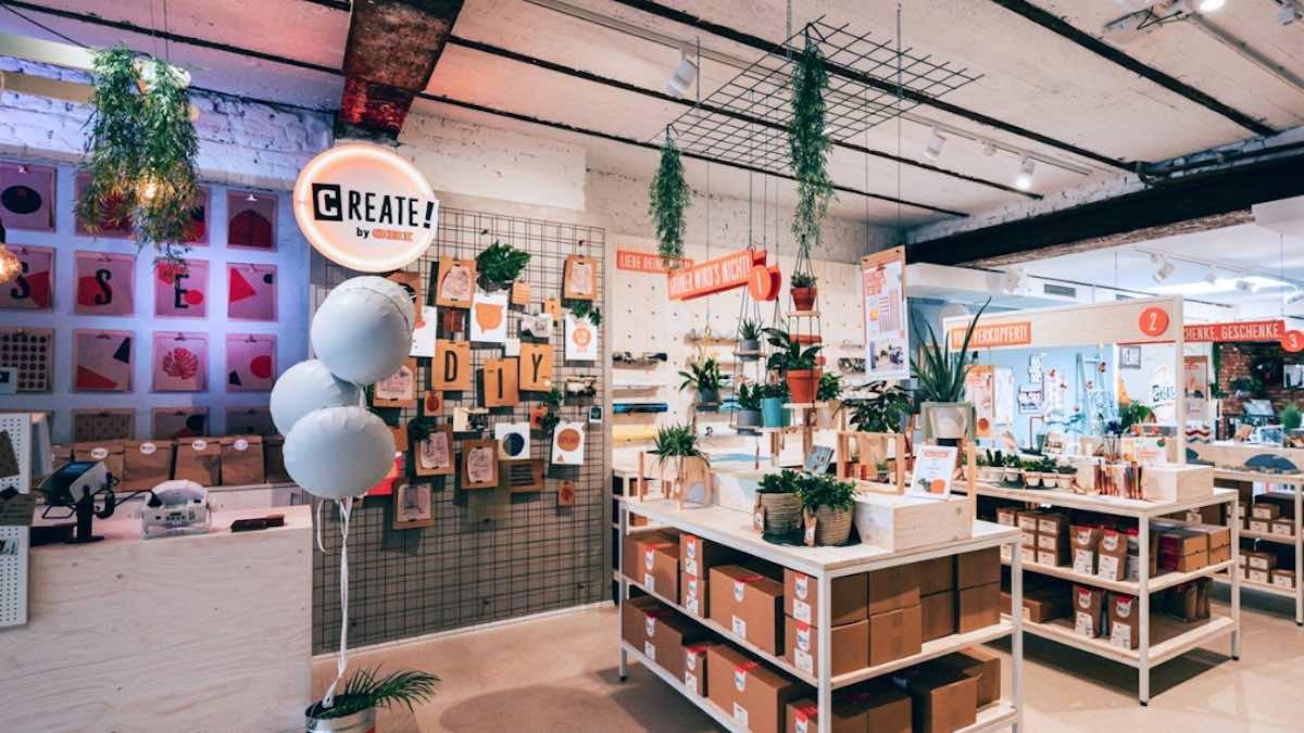 CREATE! by OBI Store in Cologne © OBI