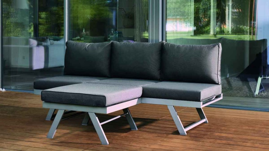 "Multifunctional lounge ""Auckland"" with removable elements © Sieger GmbH"