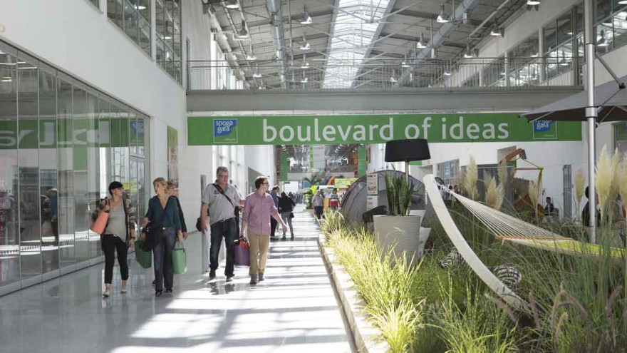 Boulevard of ideas – Photo: Koelnmesse