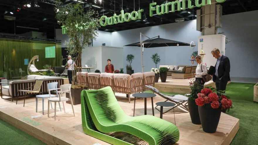 Trendshow Outdoor Furniture & Decoration – Photo: Koelnmesse