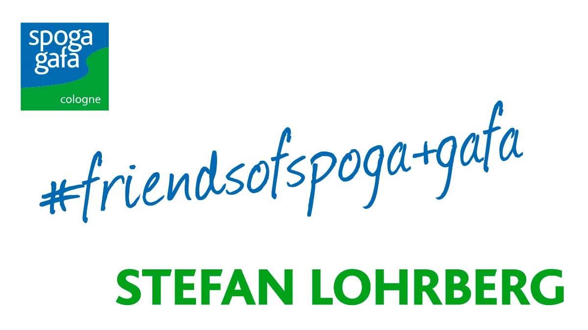 friends of spoga+gafa - Director Lohrberg