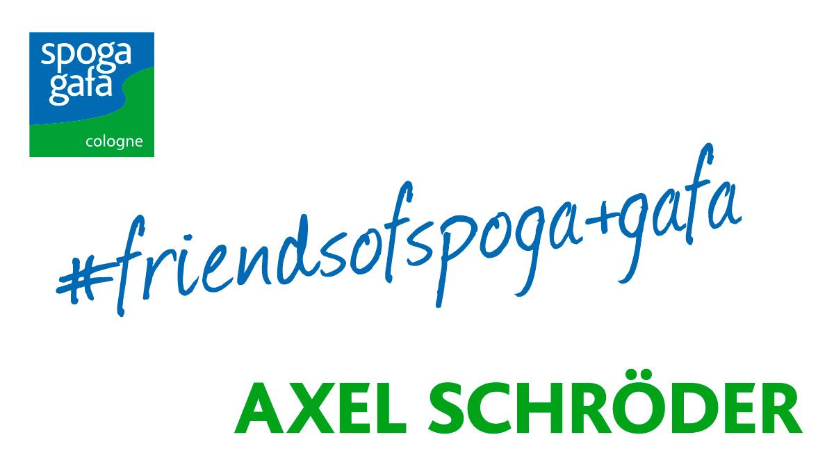 friends of spoga+gafa - Scheurich