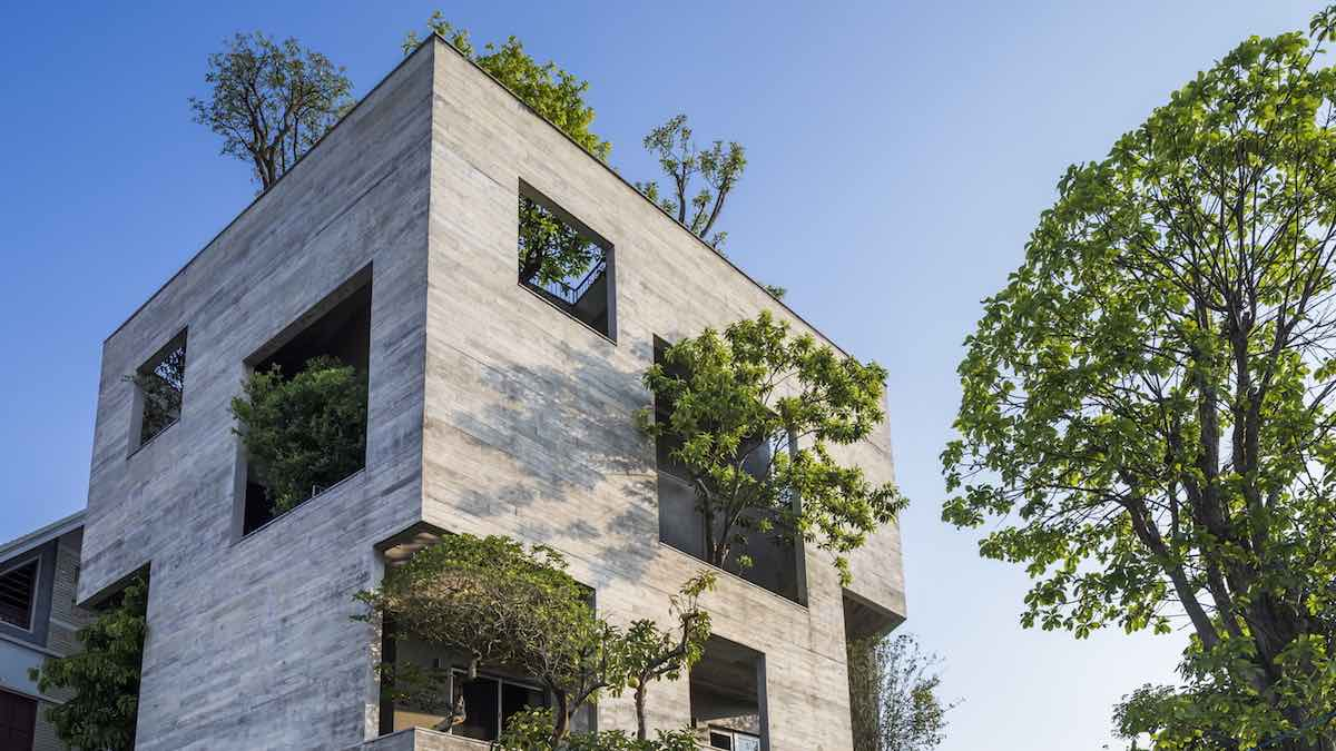 Green architecture: building for the climate