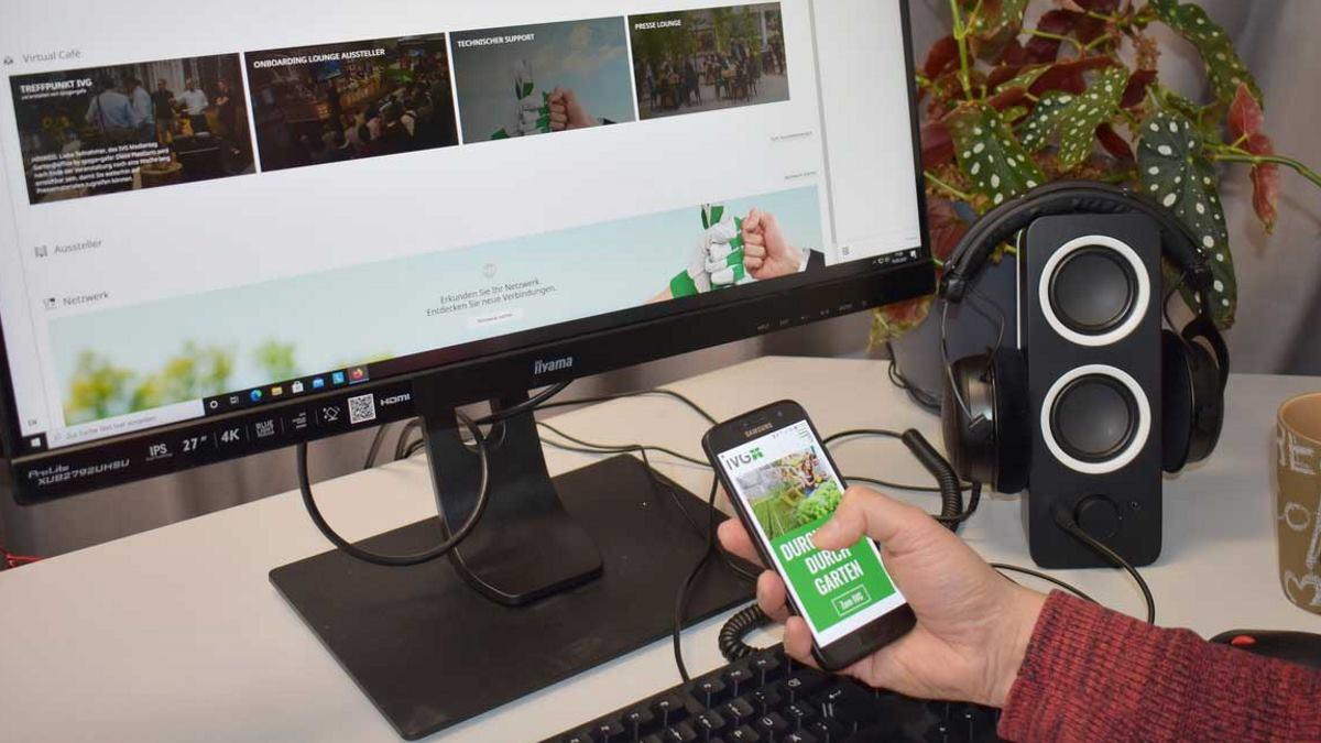 IVG Medientag Premiere: Zum ersten Mal digital