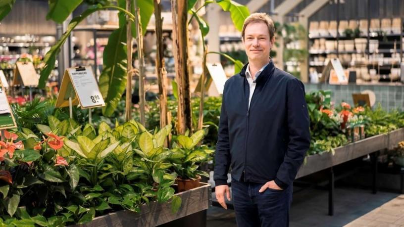 Alexander Kremer, Geschäftsführer, Garten-Center Kremer GmbH