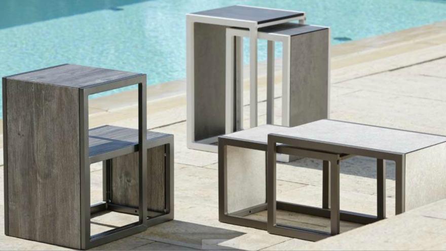 """The table series """"Brothers"""" by Stern can be set up variably © Stern"""