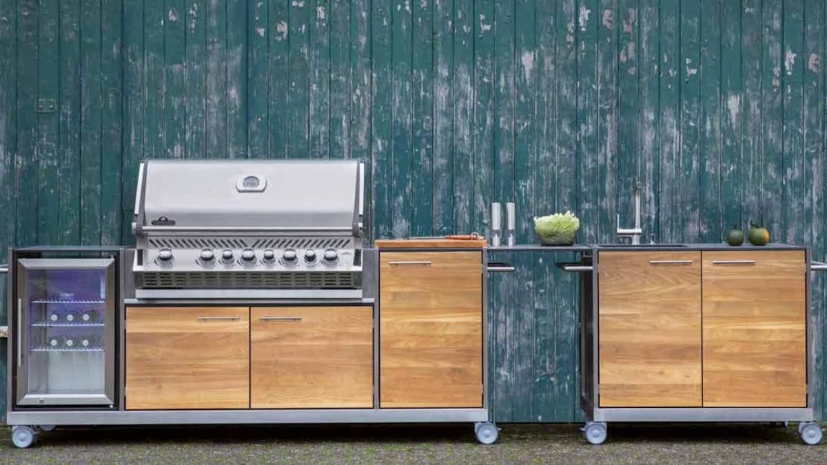 Outdoor Kitchen Pro from Niehoff Garden © Niehoff Garden