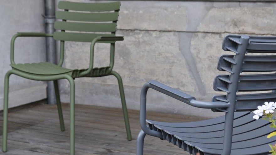Dinning chair ReClips by Houe © Houe