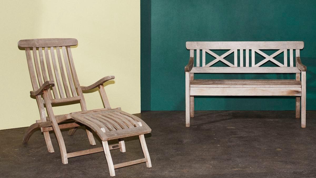 Reclassic furniture programm by Skagerak © Skagerak