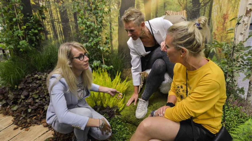 """Wellness in Nature"" – Foto: Koelnmesse"