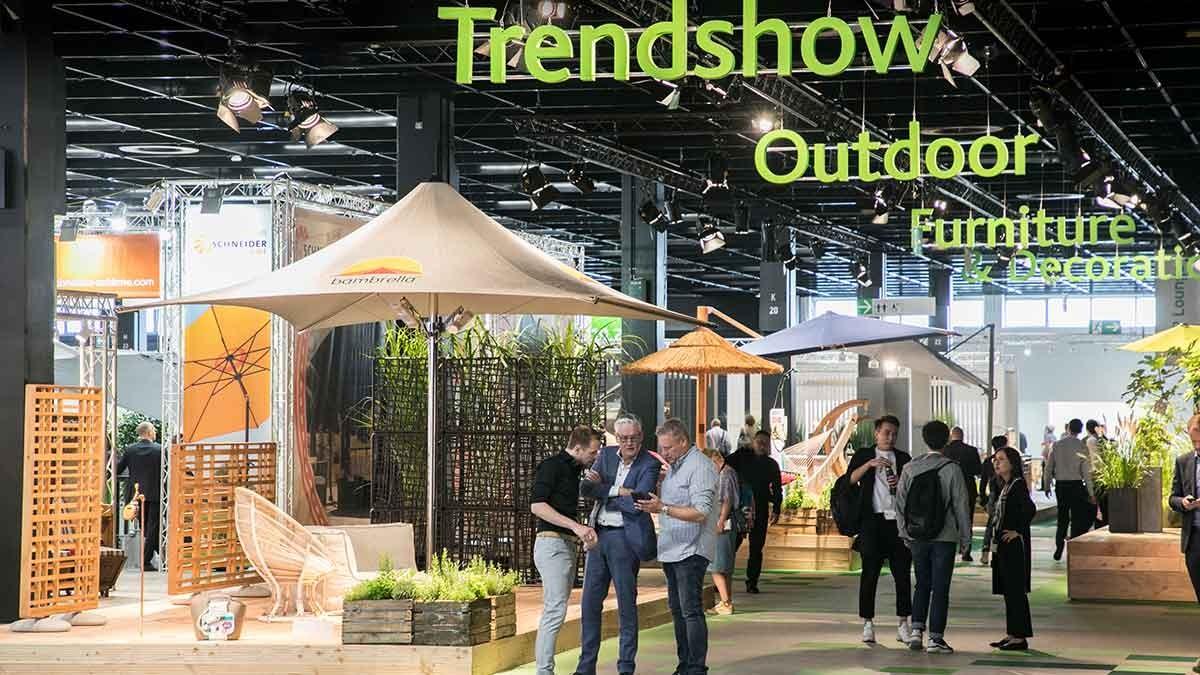 Trendshow Outdoor Furniture & Decoration, hall 10.2
