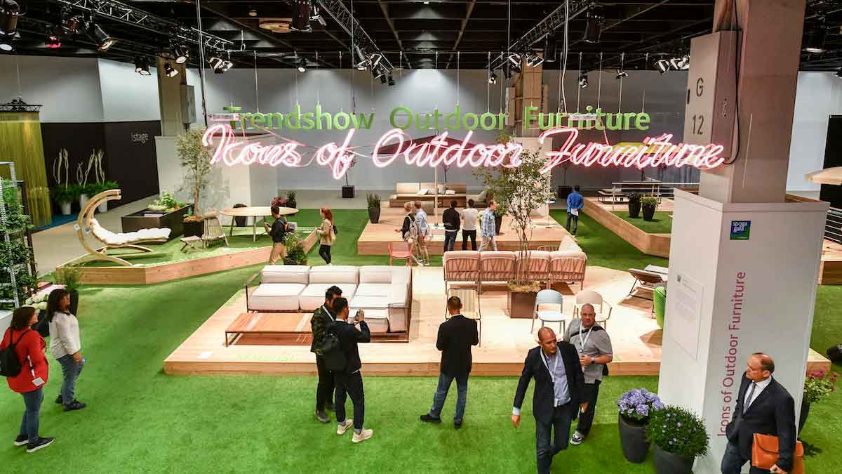 Trendshow Outdoor Furniture & Decoration