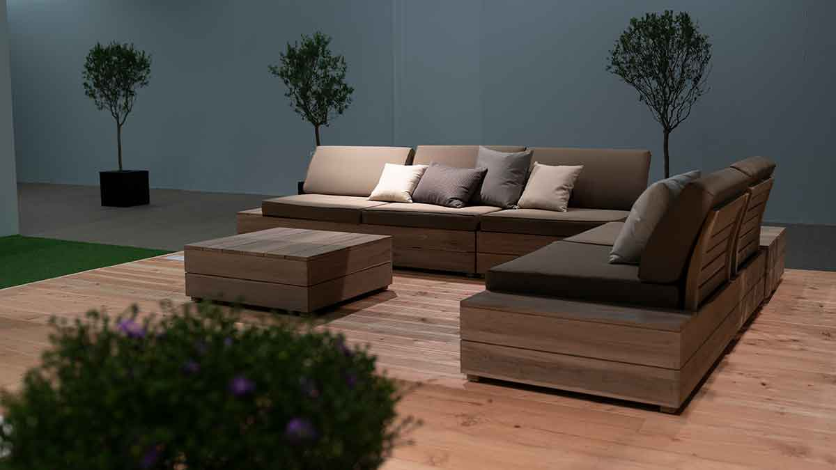 "Groundbreaking platform: The ""Trendshow Outdoor Furniture & Decoration"""