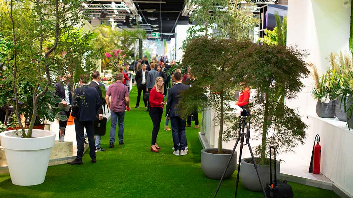 The entire world of the garden: A look at the spoga+gafa 2019