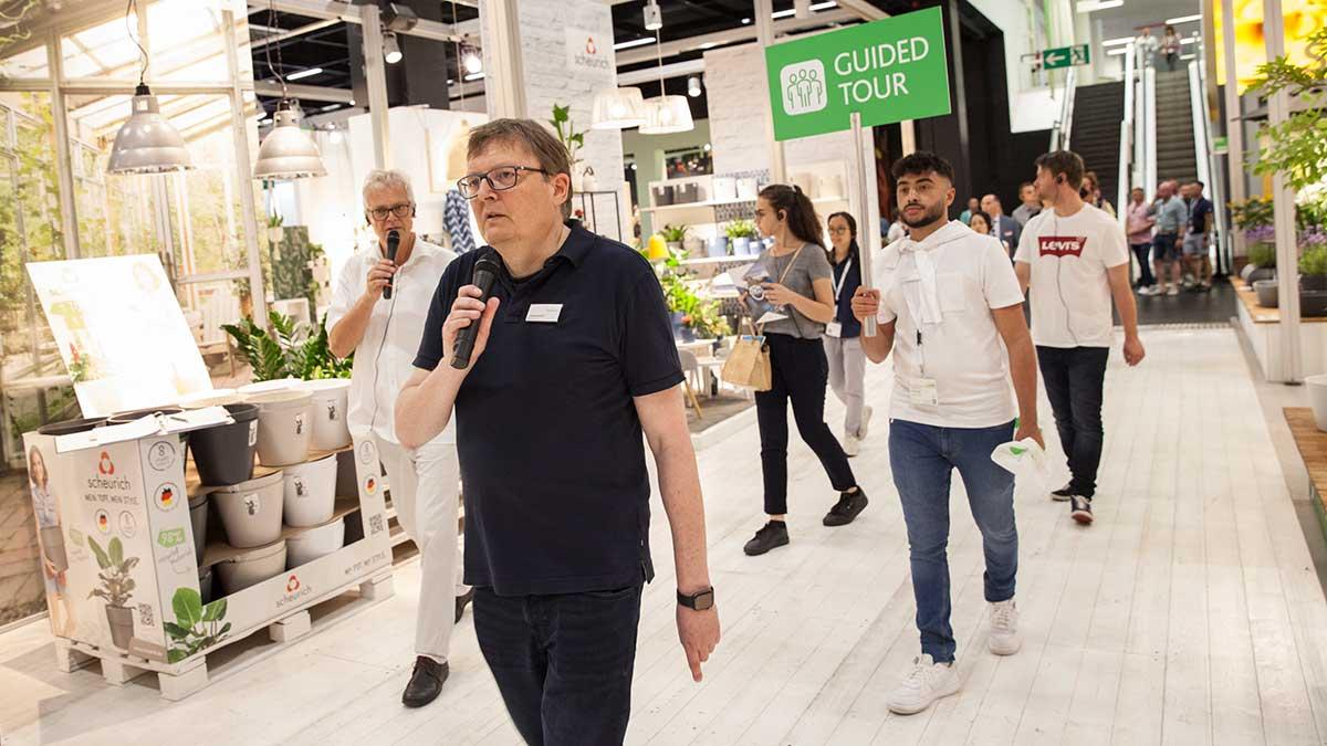 spoga+gafa: Guided Tours