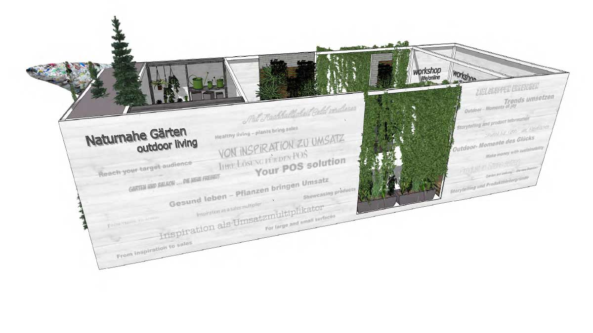 "spoga+gafa: ""Naturalistic Gardens – Outdoor Living"" focussing on sustainability"