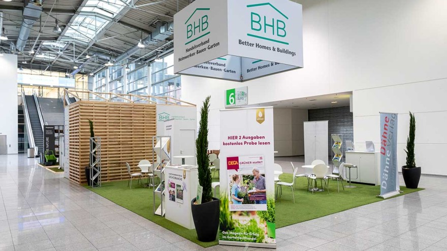BHB-Garden Summit at spoga+gafa 2019