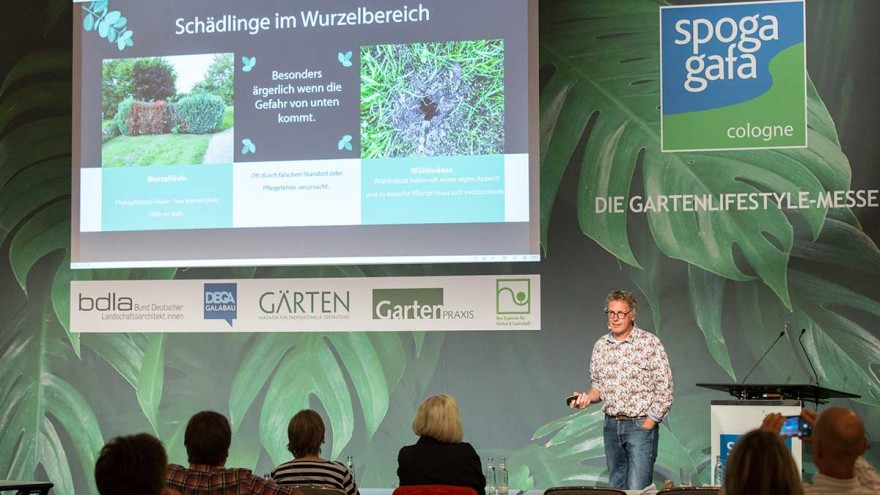 Practical day garden for planners and entrepreneurs at spoga+gafa
