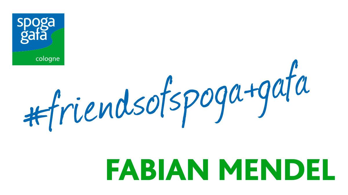 friends of spoga+gafa - Venso EcoSolutions