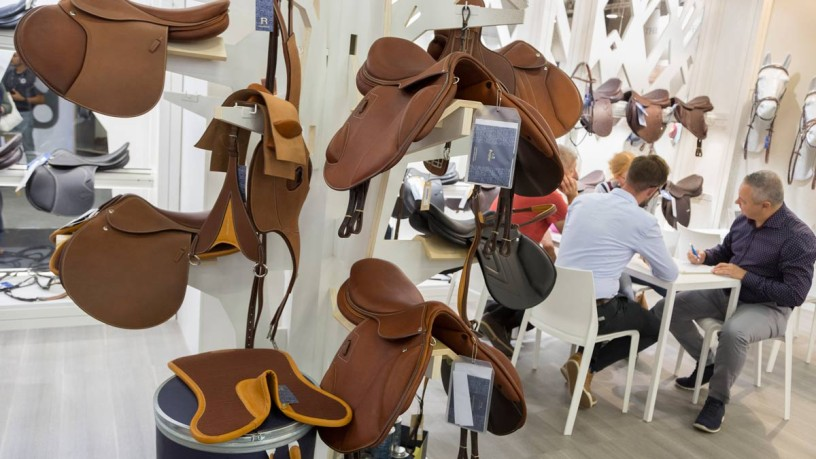 Saddlery and leather goods