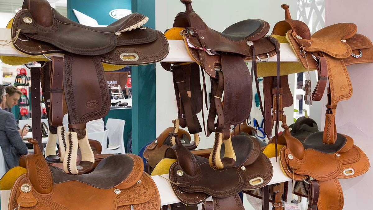 Saddle - Western Collection
