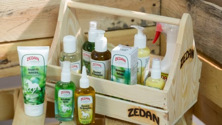 1st Prize: MM Cosmetic GmbH - Zedan goes natural line