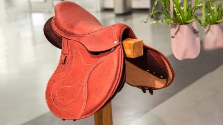 GT Concept - Oak Saddle