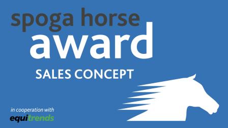 spoga horse award sales concept