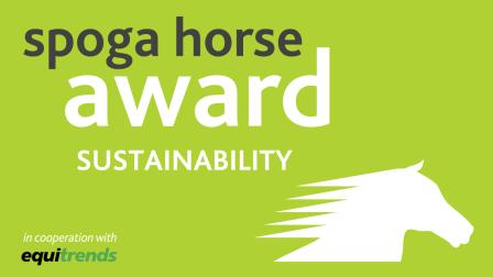 spoga horse award sustainability/CSR